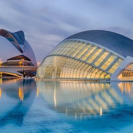 City of Arts & Sciences (Ciutat de les Arts i les Ciences)