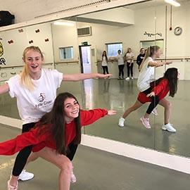Pineapple Dance Studios - Workshops