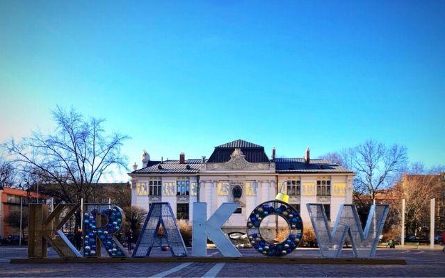 Miriam's Trip To Krakow