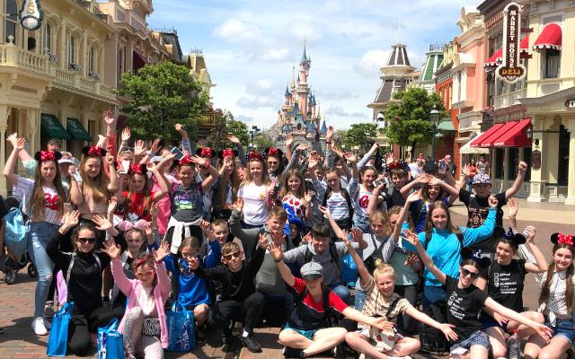 Fun Facts About Disneyland Paris