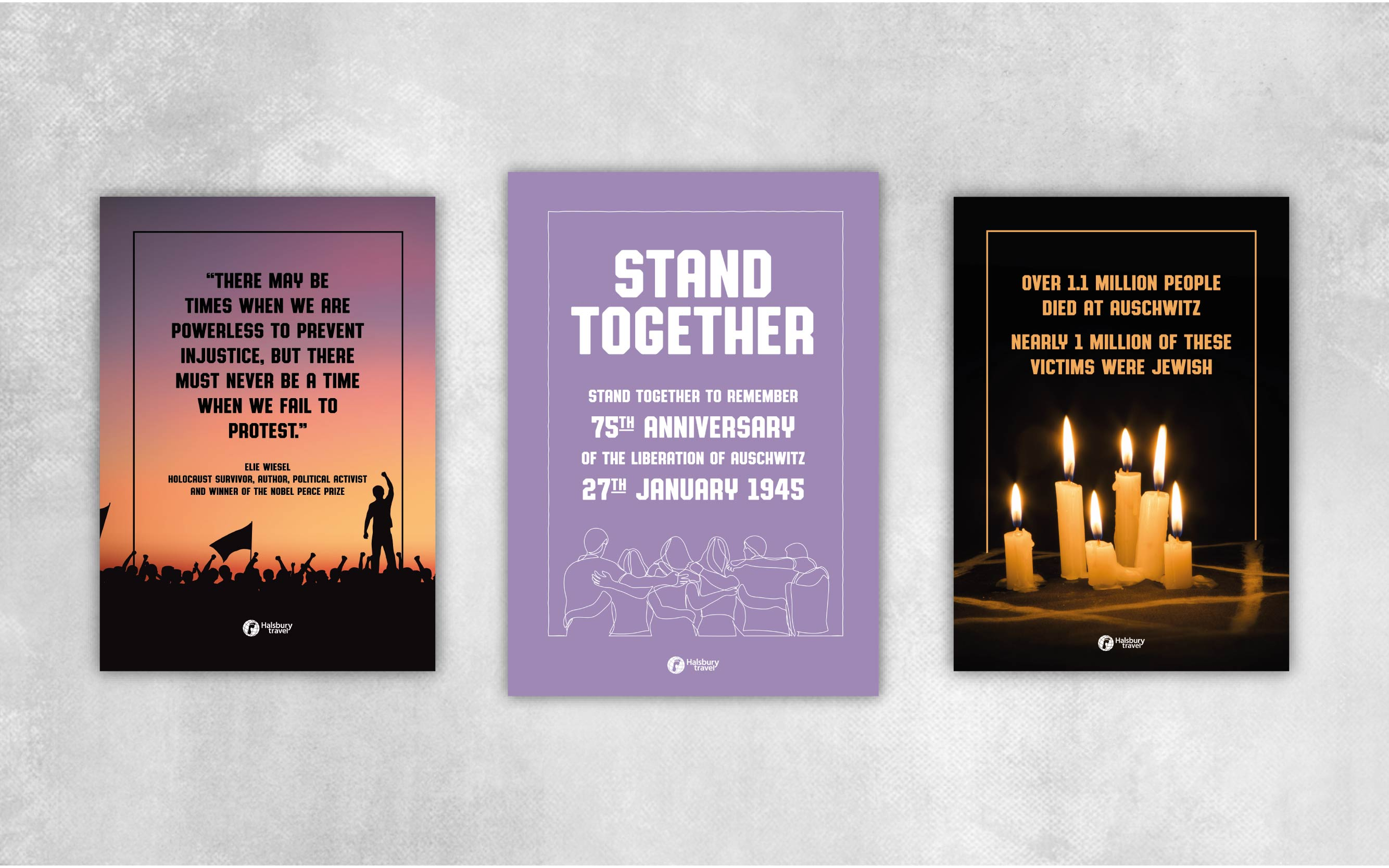 Holocaust Memorial Day 2020 Posters