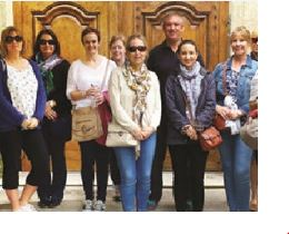 Group Leader Benefits with Halsbury Travel