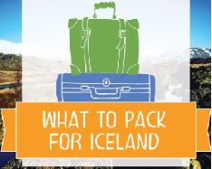 What to Pack for Your Geography Trip to Iceland
