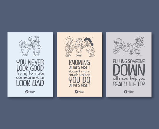 Anti-Bullying Week Quote Posters