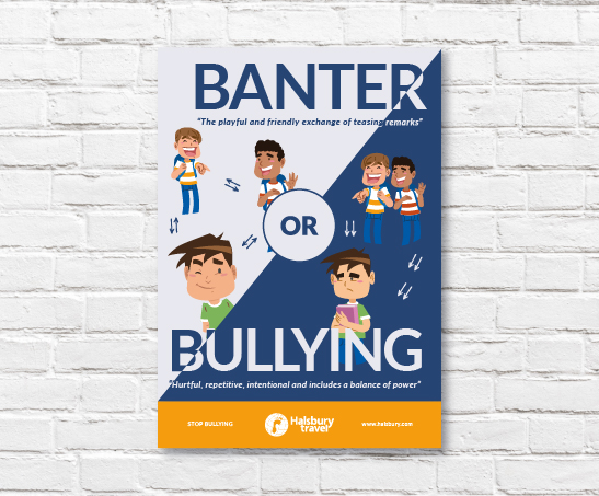 Banter or Bullying Poster