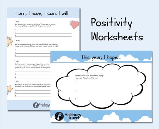 Back to school positivity activities