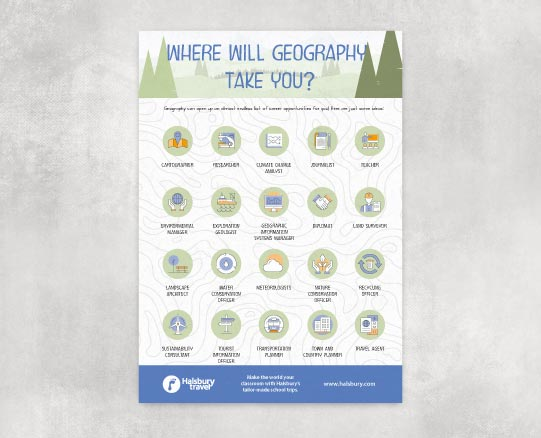 Where Will Geography Take You?