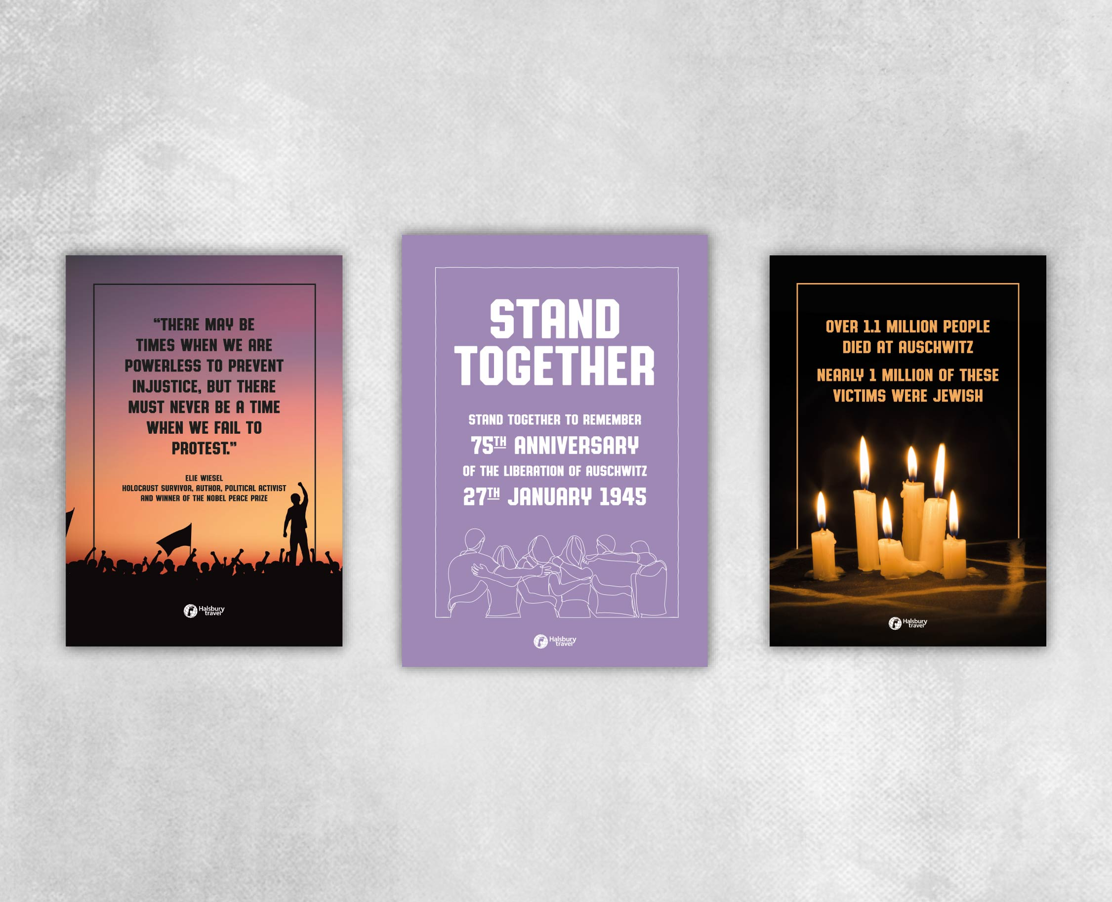 FREE Holocaust Memorial Day 2020 Posters