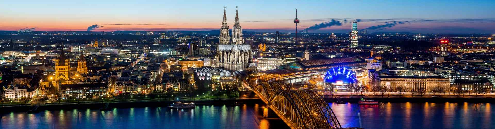 School German Language Study Trip to Cologne