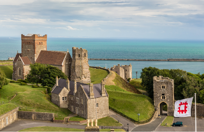 School History Trip to Dover Castle and Kent
