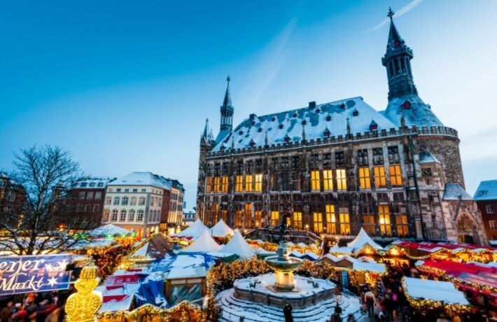 School Christmas Markets Day Trip to Aachen