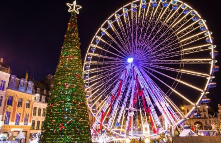 School Christmas Markets Day Trip to Lille