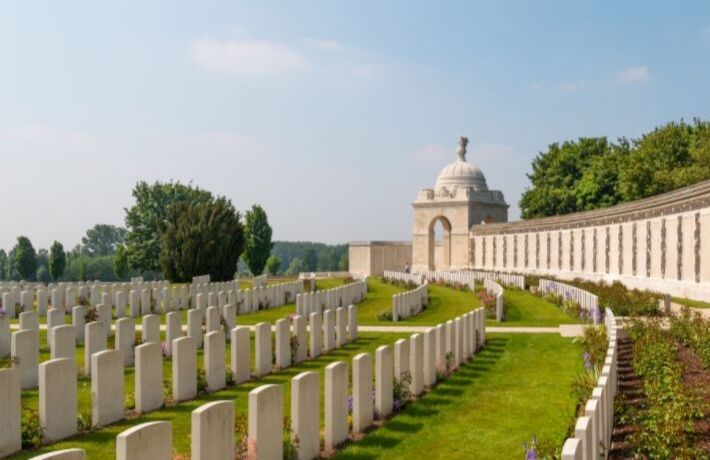 School History Day Trip to Ypres