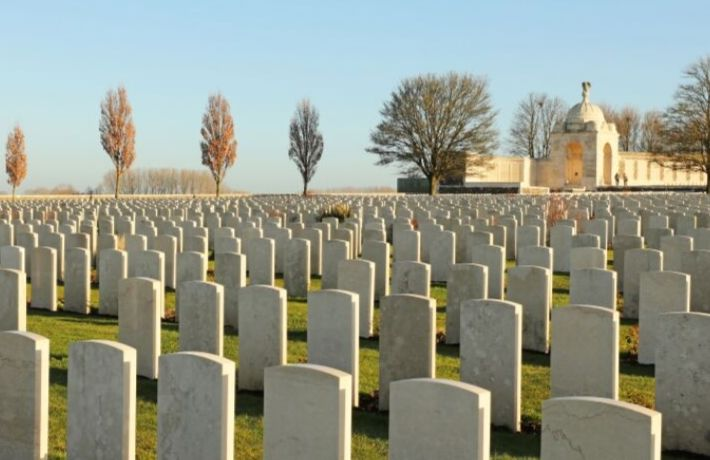 School History Trip to Ypres