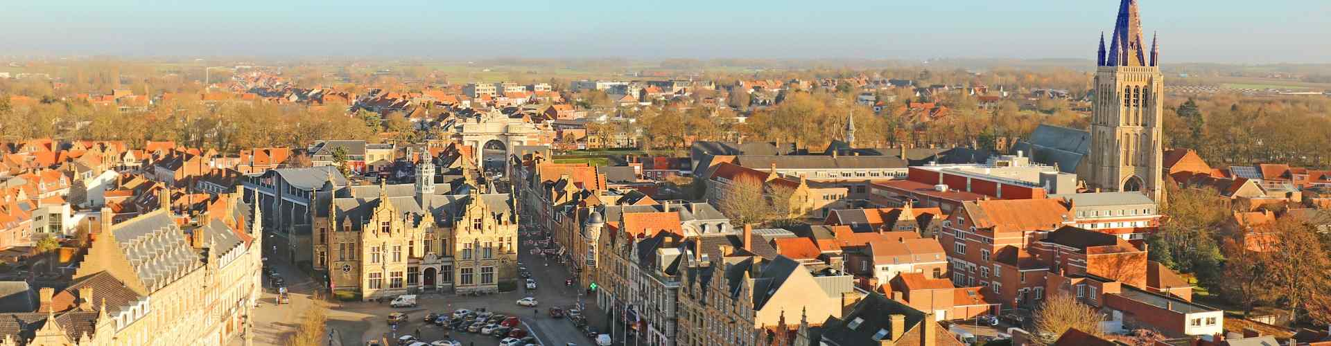 School English Literature day Trip to Ypres
