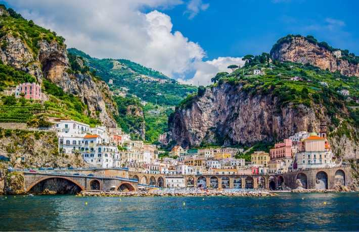 School Italian Culture Trip to Naples and Sorrento